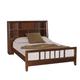 American Drew Tribecca Bookcase Full Bed 912-343R