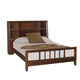 American Drew Tribecca Bookcase King Bed 912-346R