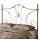 Coaster Full/Queen Metal Headboard Only in White 300188QF