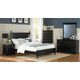 Homelegance Morelle Poster Bedroom Set in Black