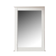Acme Bungalow Mirror in White 30040
