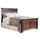 Durham Furniture Mount Vernon Architect King Mansion Bed in Vernon 501-150