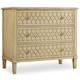 Hooker Furniture Melange Raised Lattice Front Chest 638-85017
