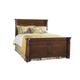 Durham Furniture Mount Vernon King Mansion Bed in Cunningham 501-150