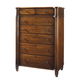 Durham Furniture Mount Vernon Tall Chest in Cunningham 501-157
