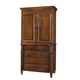 Durham Furniture Mount Vernon Door Deck and Bachelor's Chest in Cunningham 501-165
