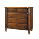 Durham Furniture Mount Vernon Bachelor's Chest in Cunningham 501-166