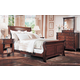 Durham Furniture Mount Vernon 4-piece Sleigh Bedroom Set in Cunningham