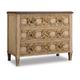 Hooker Furniture Legends Three-Drawer Chest 656-85-122