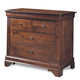 Durham Furniture Chateau Fontaine Junior Chest in Candlelight 975-166