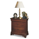 Durham Furniture Chateau Fontaine Nightstand in Candlelight 975-203