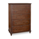 Durham Furniture Savile Row Chest in Victorian Mahogany 980-155-VICM