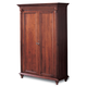 Durham Furniture Savile Row Armoire in Victorian Mahogany 980-160-VICM