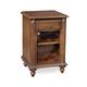 Durham Furniture Savile Row Open Nightstand in Victorian Mahogany 980-201-VICM