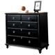 Durham Furniture Savile Row Junior Chest in Antique Black 980-166-ANTB