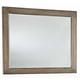 Legacy Classic Brownstone Village Bureau Mirror 2760-0300