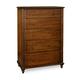 Durham Furniture Savile Row Chest in Park Lane 980-155-PARL