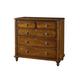 Durham Furniture Savile Row Junior Chest in Park Lane 980-166-PARL