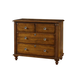 Durham Furniture Savile Row Bedside Chest in Park Lane 980-204-PARL