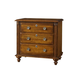 Durham Furniture Savile Row Nightstand in Park Lane 980-203-PARL CLEARANCE