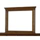 Durham Furniture Savile Row Landscape Mirror in Park Lane 980-182-PARL