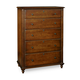 Durham Furniture Savile Row Chest in Antique Cream 980-155-ANTC