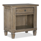 Legacy Classic Brownstone Village Open Nightstand 2760-3101