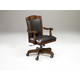 Porter Home Office Swivel Desk Chair in Brown