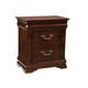 Standard Furniture Westchester Nightstand in Rich Cherry 82657Meridian TV Chest in White 61406 | Bedroom Furniture Discounts | Save up to 70% off today |Free White Glove Delivery | Free Delivery |No sales tax today | Satisfaction Guaranteed | 100% guarant