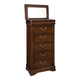 Standard Furniture Westchester Lingerie Chest in Rich Cherry 82665