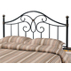 Coaster Full/Queen Black Metal Headboard Only 300182QF