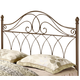 Coaster Full/Queen Brown Metal Headboard Only 300186QF