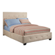 Standard Furniture Madison Square Taupe Upholstered Youth Full Bed 55678