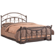 Coaster Whittier Queen Iron Bed with Rope Detail 300021Q