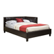 Standard Furniture Rochester Twin Corner Daybed in Deep Brown 92061