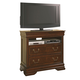 Acme Hennessy Acme Hennessy TV Console in  Brown Cherry 19457
