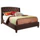 Coaster Giada Low Profile King Upholstered Bed 300247KE