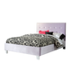 Standard Furniture Young Parisian Upholstered Full Bed in Lavender Shimmer 65163