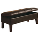 Coaster Lewis Upholstered Storage Bench 300358