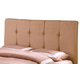 Coaster Lewis Queen Upholstered Headboard in Soft Tan 300347Q