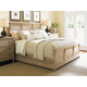 Lexington Monterey Sands Cypress Point Bedroom Set in Sandy Brown
