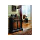 Hooker Furniture Preston Ridge Hall Chest in Black Cherry 864-50-107