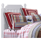 Samuel Lawrence Furniture SummerTime Twin Poster Headboard Only in Bright White 8466-630