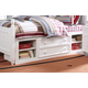 Samuel Lawrence Furniture SummerTime Underbed Storage in Bright White 8466-643