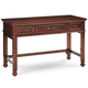 Samuel Lawrence Furniture Expedition Desk in Cherry 8468-414