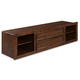 Samuel Lawrence Furniture Expedition Underbed Storage Twin in Cherry 8468-643