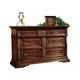 Hekman Castilian Dresser 7-4501