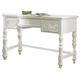 Samuel Lawrence Furniture SweetHeart Desk Vanity in Bright White 8470-414
