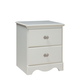 Standard Furniture Daphne Youth Nightstand in Soft White