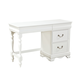Standard Furniture Jessica Student Desk in White Paint 94249